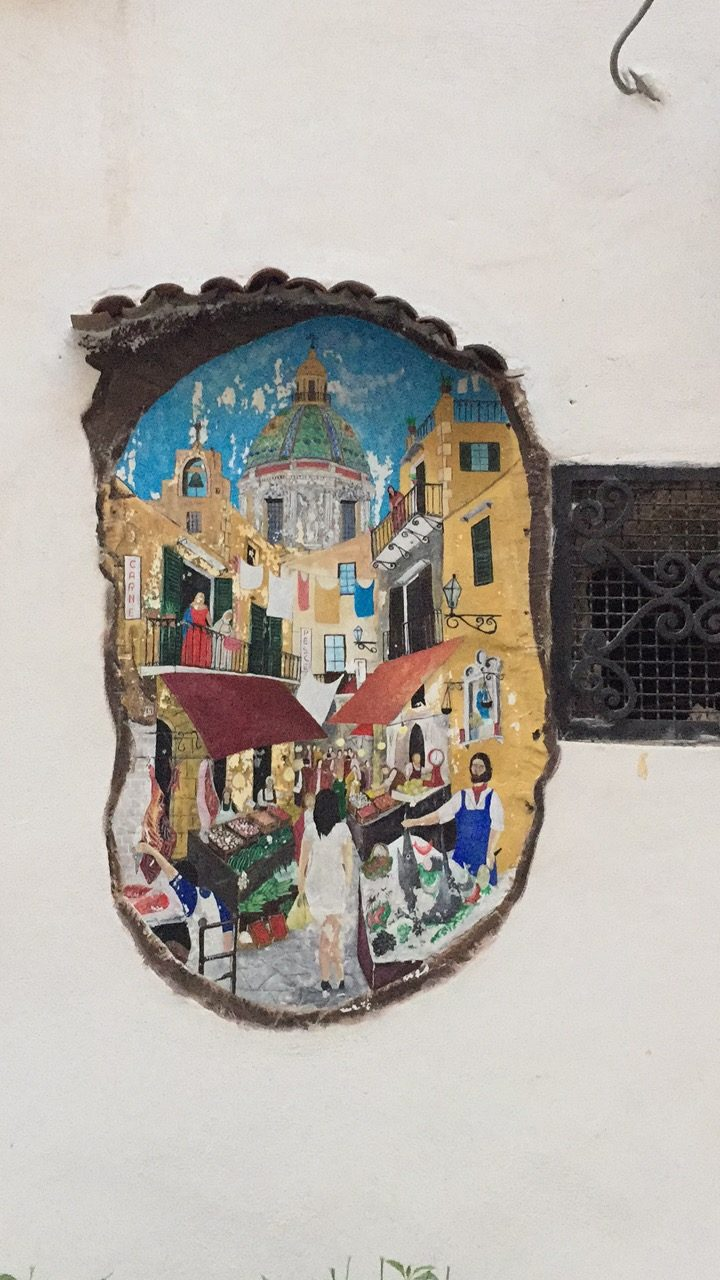 Palermo Building Art